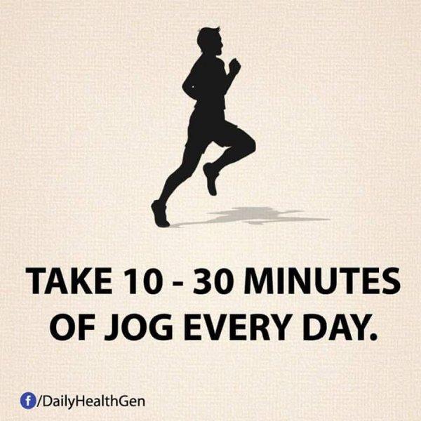 Go for a Jog