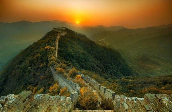 The Great Wall – China
