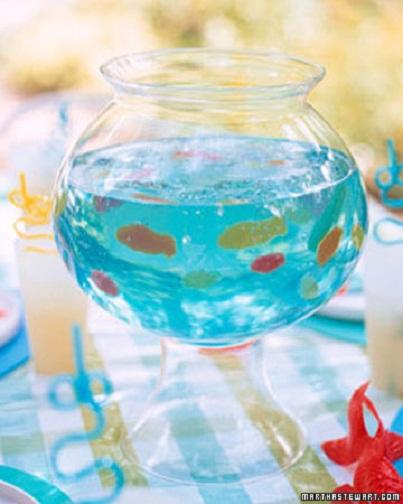 Yummy Fish Bowl...