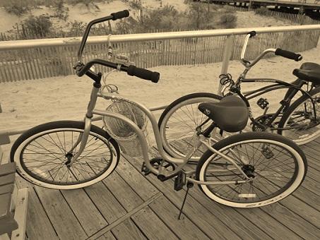 Bicycle Art...