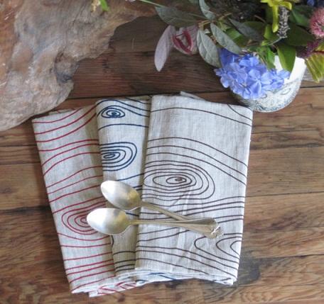 Faux Wood Tea Towel...