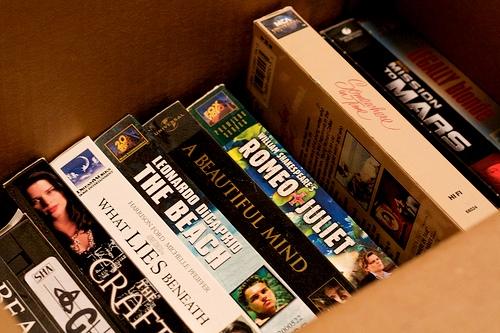 VHS Not DVD