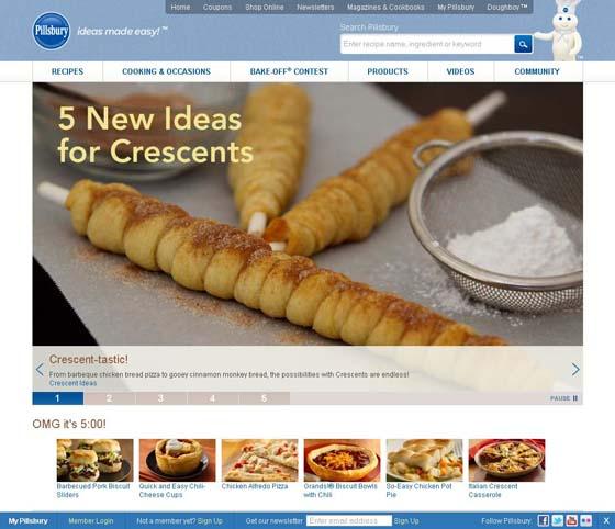 Pillsbury.com