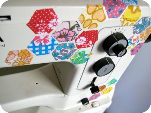 Patchwork Sewing Machine