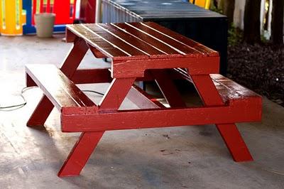 Attrayant Picnic Table