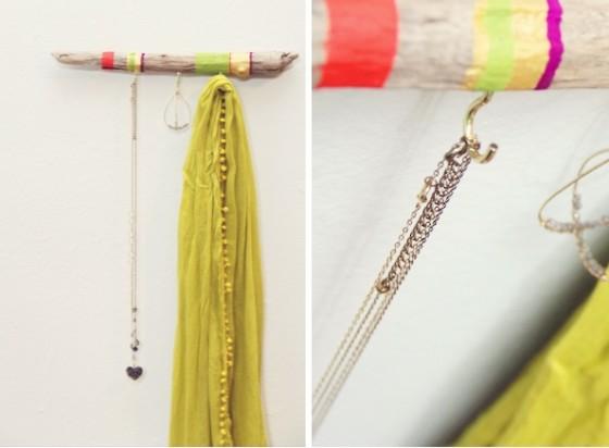 Colorblocked Hooks