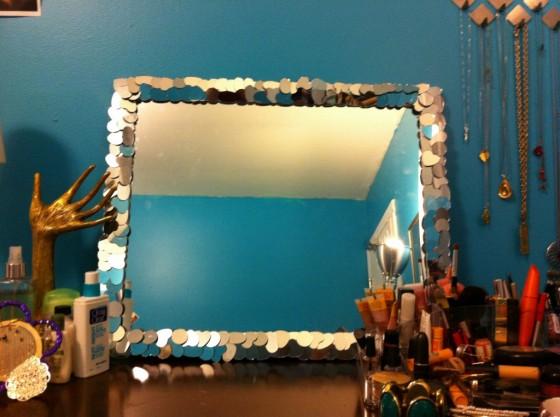 Mini Mirrors