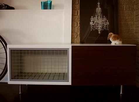 Ikea Bunny Home