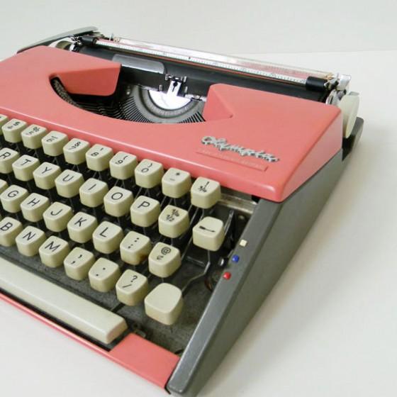Vintage Typewriter...