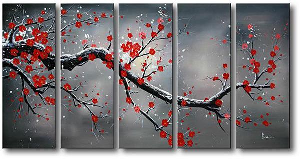 Separate Canvas Art