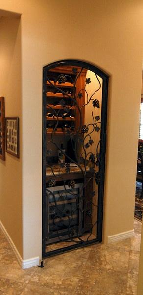 Transform A Closet Into A Wine Cellar 7 Wine Themed