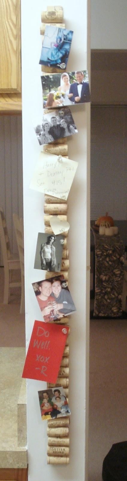 Create a DIY Cork Board