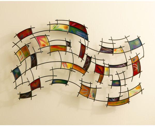 3D Abstract Wall Art