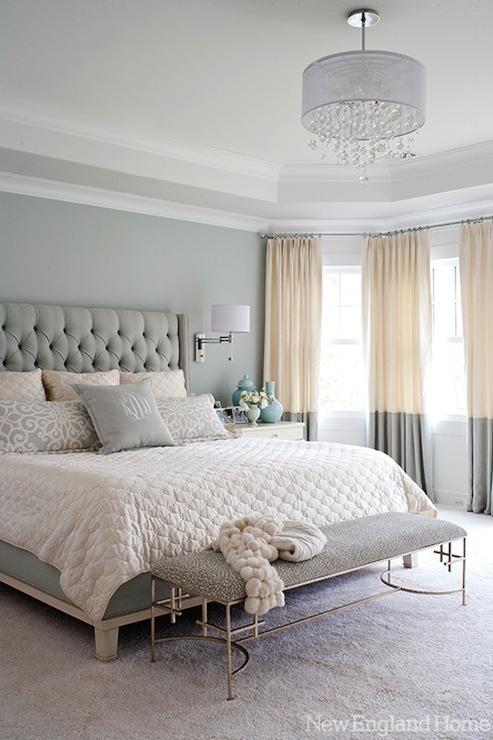 Soft Grays & Whites