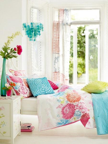 Bon Bright Colors On White