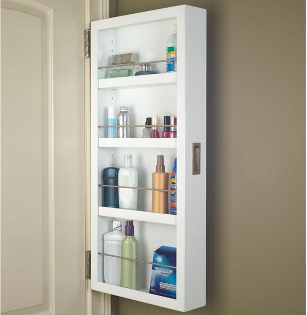Back of Door Storage Cabinet