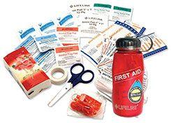 Lifeline First Aid in a Bottle