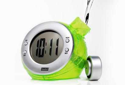 Water Powered Alarm Clock