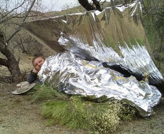 Emergency Thermal Blanket