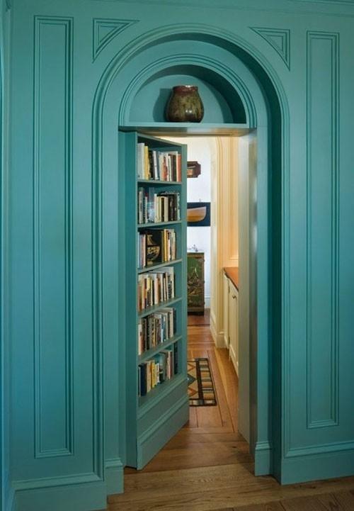 1. Hidden Room