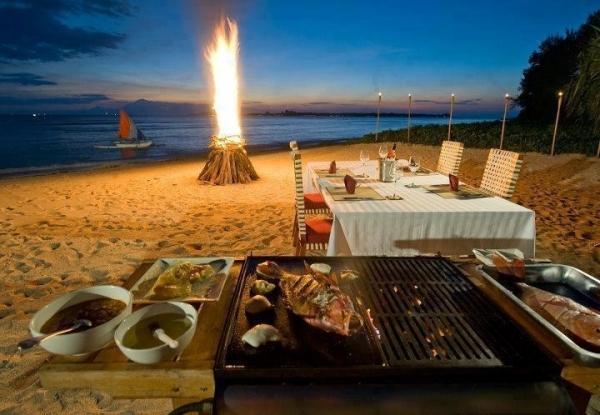 Luau Tiki BBQ