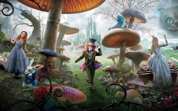 Wonderland (Alice in Wonderland)