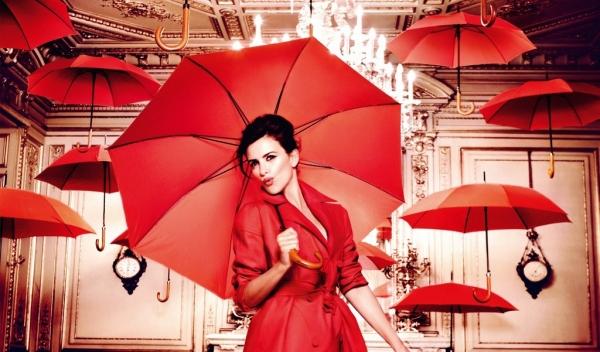 Open Umbrella Indoors