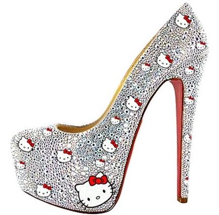 Hello Kitty High Heels