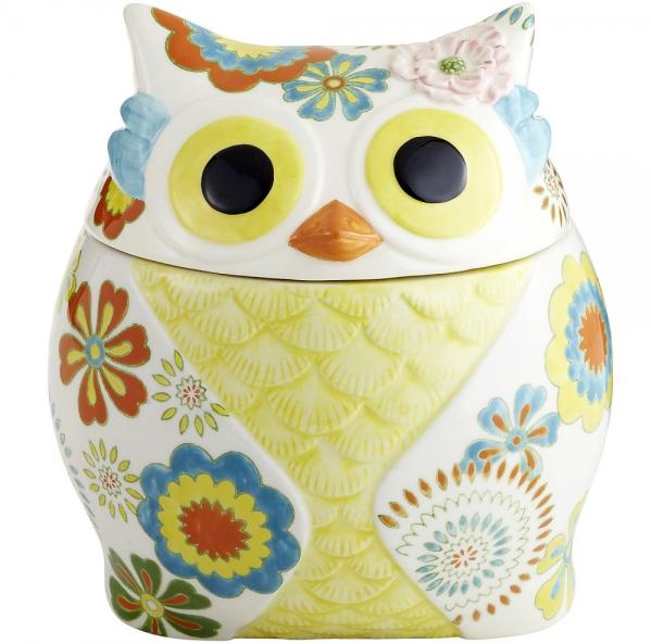 Owl Cookie Jar from Pier 1