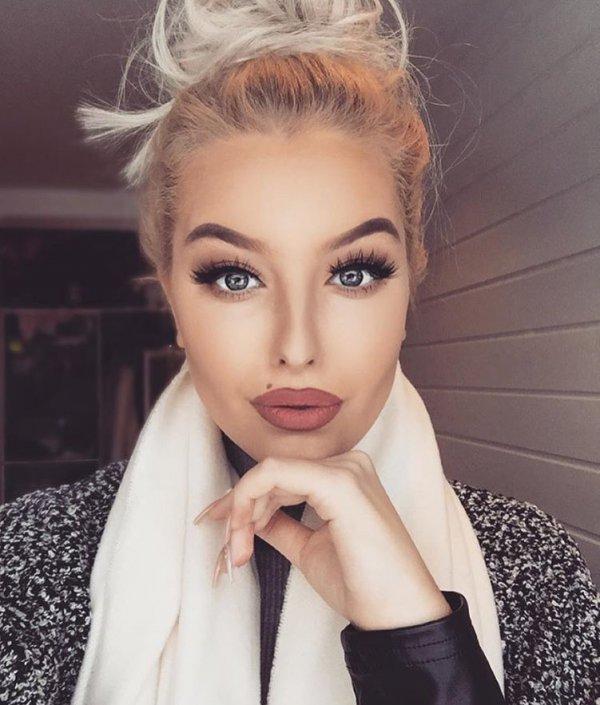 eyebrow, beauty, human hair color, hairstyle, lip,