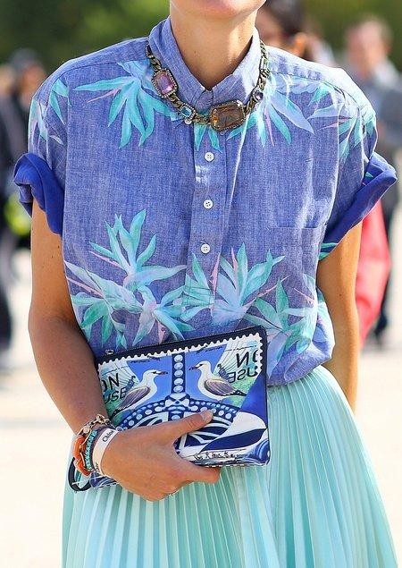blue,clothing,sleeve,spring,fashion,