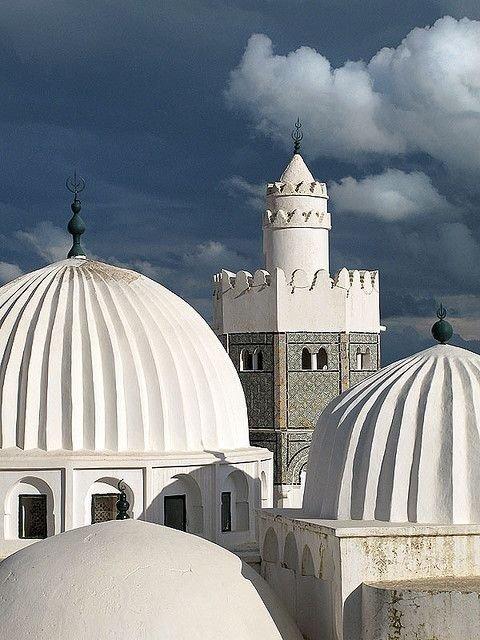 Sidi Bou Makhlouf Mausoleum, El Kef, Tunisia