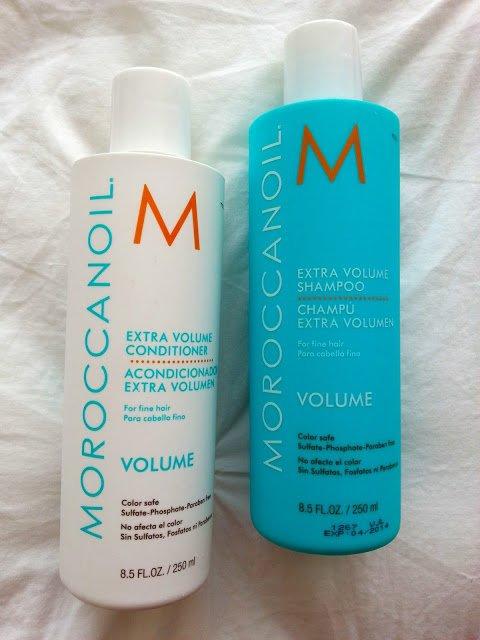 Use a Volumizing Shampoo and Conditioner