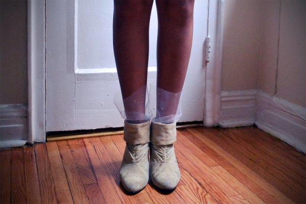 Designer-inspired Socks