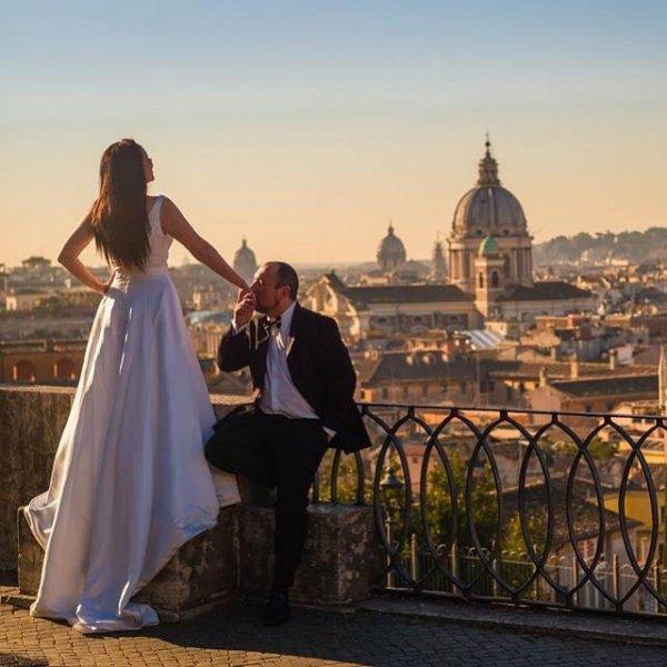 Photograph, Bride, Wedding dress, Dress, Gown,