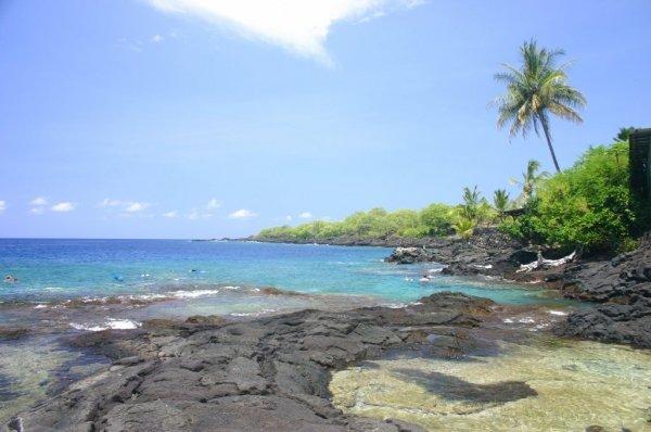 Honaunau Bay, Hawai