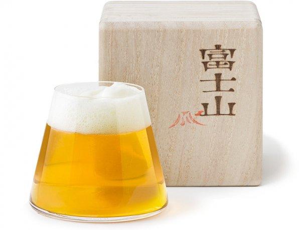 Mount Fuji Beer Glass, 280ml