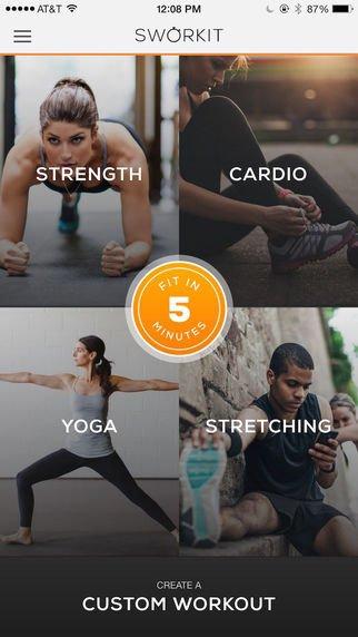 Sworkit – Circuit Training Workouts