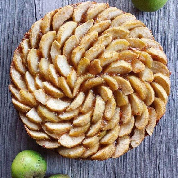 food, dish, baked goods, dessert, produce,