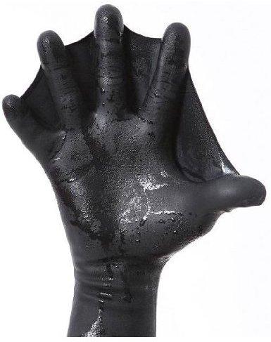 Webbed Power Gloves