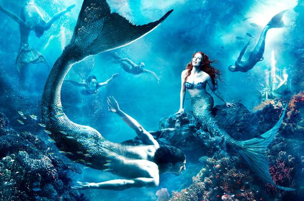 Little Mermaid: Less Talk, More Body Language