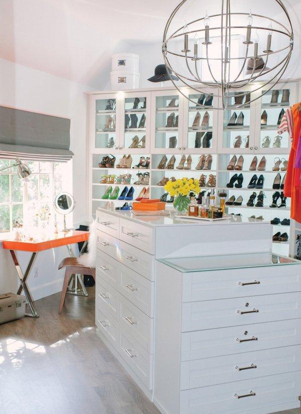 White, Room, Furniture, Property, Orange,
