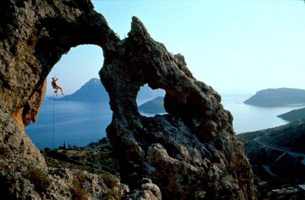 Greece's Kalymnos Island