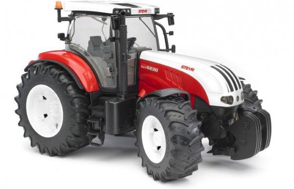 Steyr CVT Tractor Model