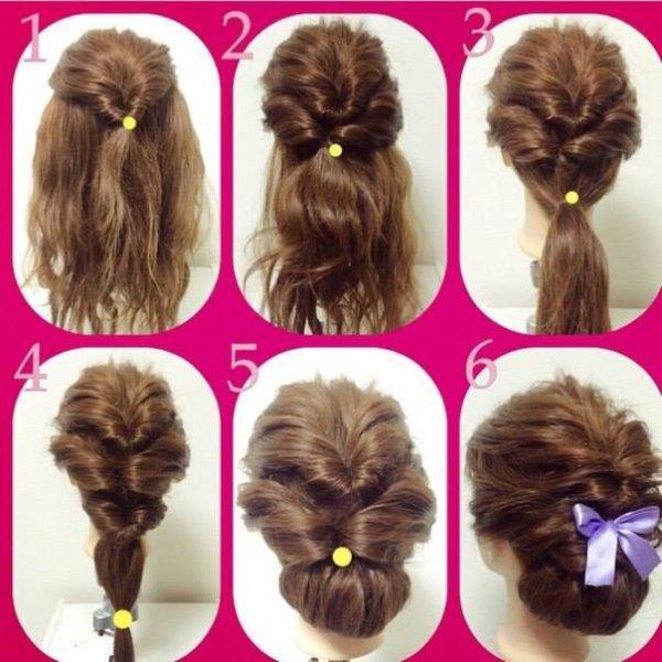 hair,hairstyle,brown,face,long hair,