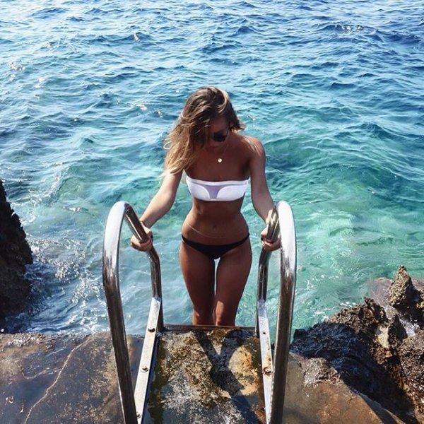 sea, vacation, ocean, leg, boating,