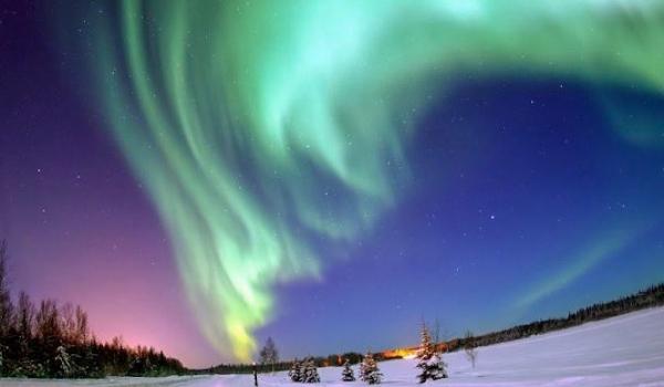 aurora, nature, sky, atmosphere, arctic,