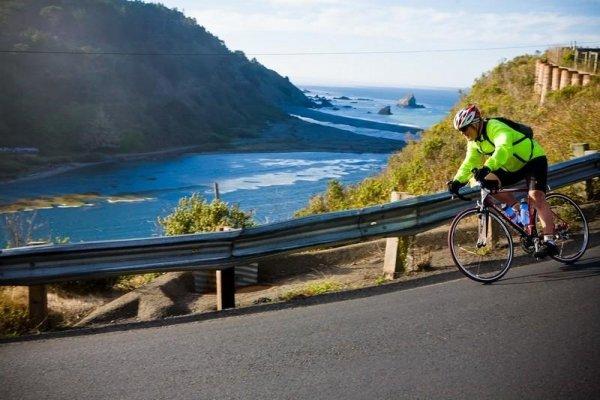 The Pacific Coast Route