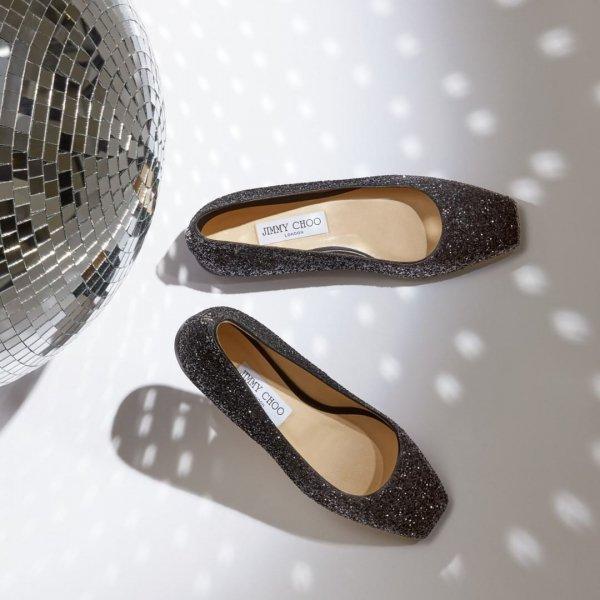 Footwear, Shoe, Ballet flat, Silver, Beige,