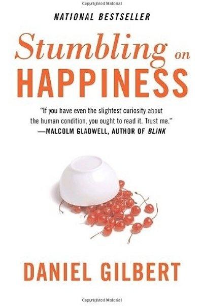 Stumbling on Happiness by Daniel Gilbert